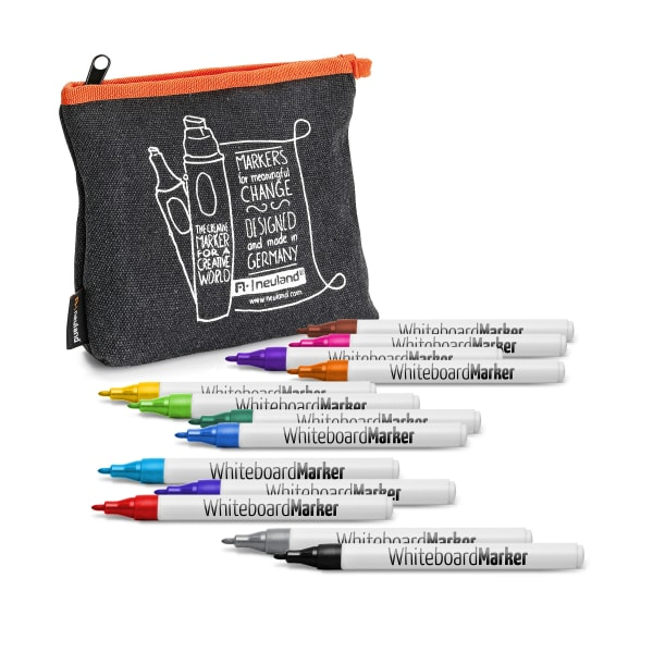 Campagne: Neuland FineOne® Whiteboard markerset