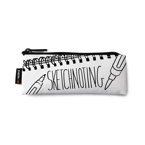 Limited Edition: PenPouch – uitvoering sketchnoting