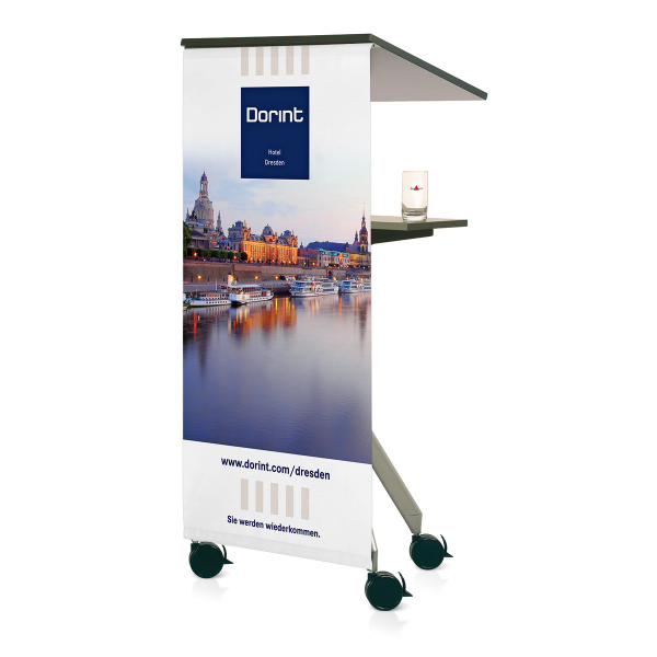 Display banner ToMove 2 Lectern