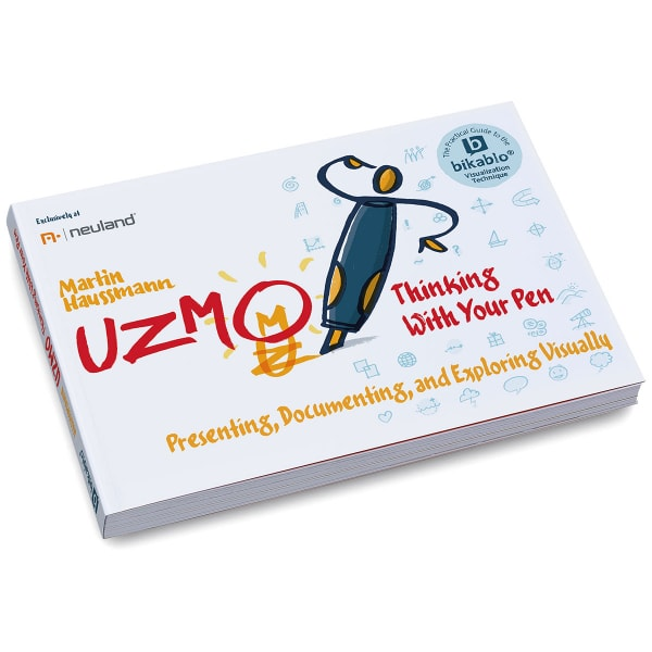 UZMO – Thinking With Your Pen (Engels)