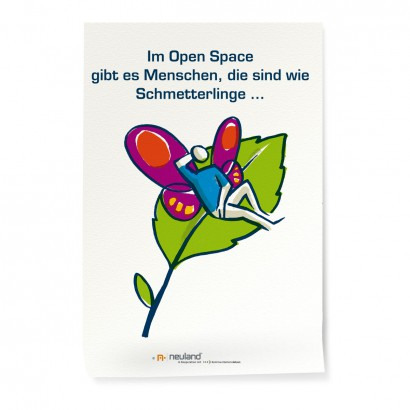 Open Space Poster nr. 3